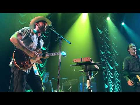 "Shakey Graves - ""Pansy Waltz"" 09/15/2017 ACL LIVE, Austin, Texas"