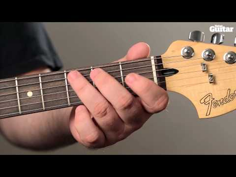 Guitar Lesson: RGT Performance Award - Preliminary Grade lead guitar (TG255)