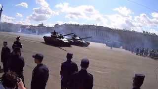 Весь военный парад победы 9 мая 2015 на Дворцовой площади Санкт-Петербург FullHD
