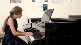 Борткевич С. Э. Quatre Morceaux Op.65 -IV- Capriccio alla Polacca (Allegro)