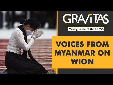 Gravitas: Myanmar Citizens reach out to WION