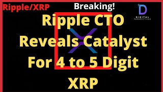 Ripple/XRP-David Schwartz Gives The Key To 4 And 5 Digit XRP,Former Fed President Slams Bitcoin