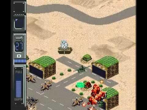 Air Strike Patrol (SNES) - Mission 4 (1/2)