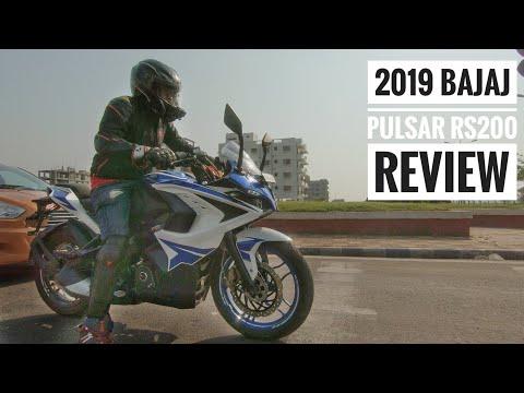 2019 Bajaj Pulsar RS200 Review