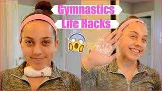 10 Helpful Gymnastics Life Hacks!