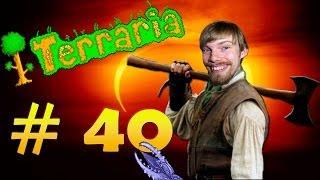 Terraria #40 - УБИТЬ ПЛАНТЕРУ И СОЛНЕЧНОЕ ЗАТМЕНИЕ