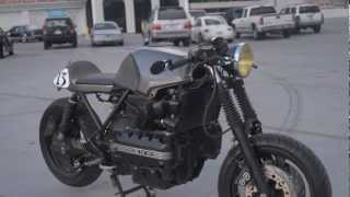 1991 BMW K100RS Cafe Racer