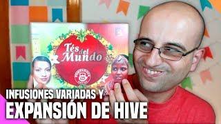 Infusiones variadas y expansión de Hive - (Compritas) - La subred de Mario