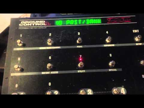 HT MIDI Interface Ground Control Pro video setup guide