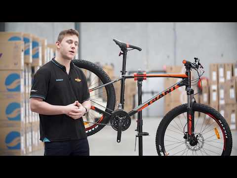 0374e38042e 2018 Giant Talon 3 Mountain Bike - YouTube