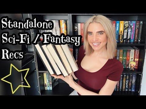Standalone Sci-Fi & Fantasy Books