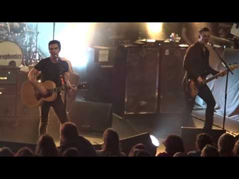 stereophonics @rock city Indian summer 27/11/15