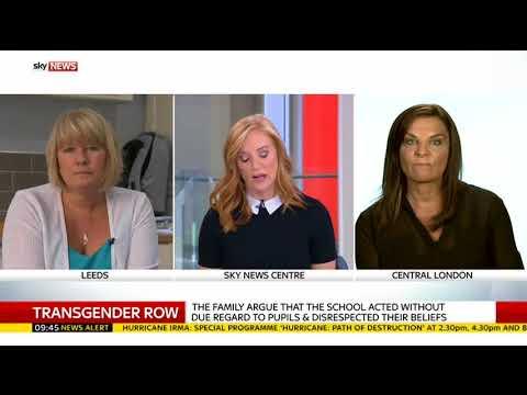 Andrea Minichiello Williams explains challenge to transgender school policy | Sky News