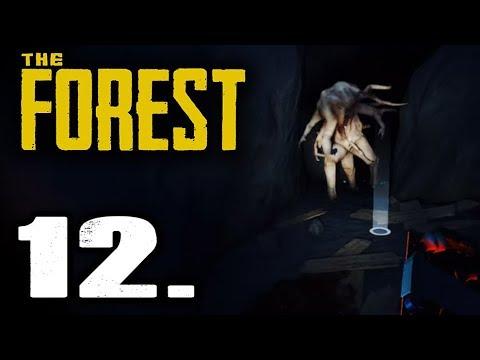 THE FOREST - EN BUSCA DE LA KATANA #12 - GAMEPLAY ESPAÑOL
