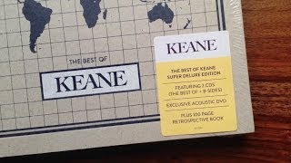 The Best Of Keane - Super Deluxe unboxing