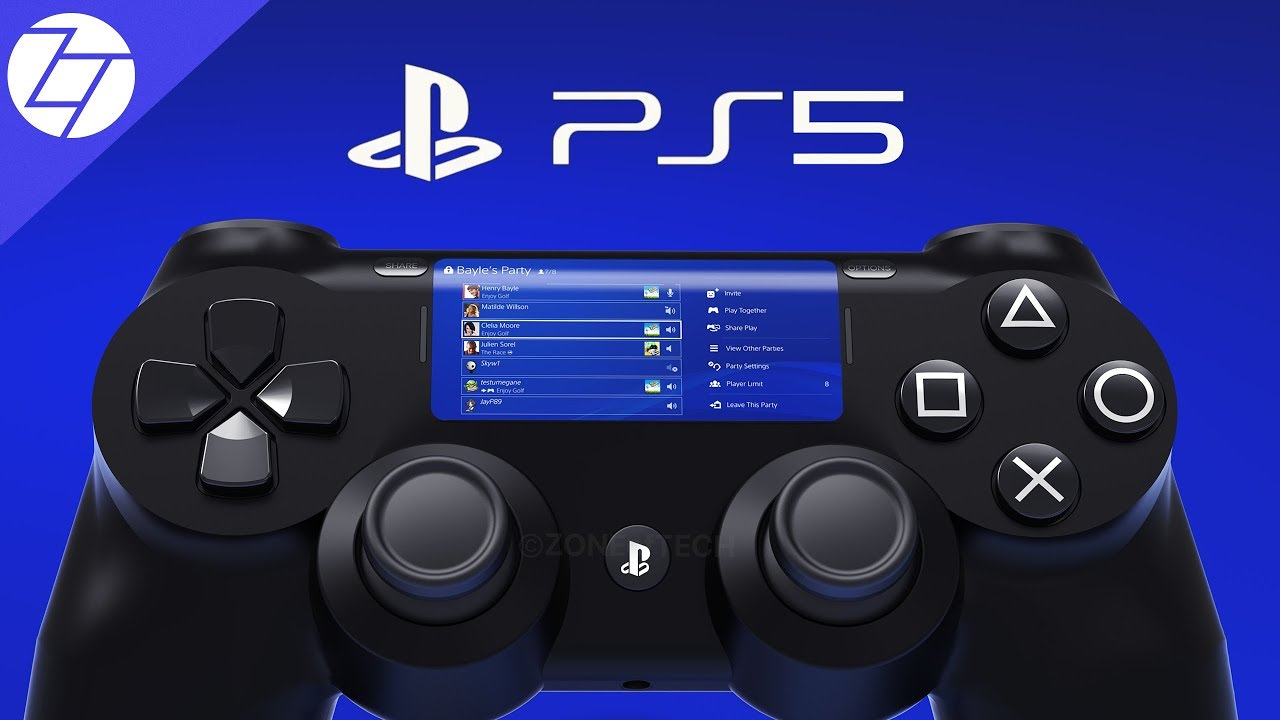 PS5 (2020) - FULL Controller Leak!