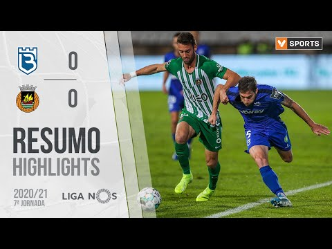 Belenenses Rio Ave Goals And Highlights