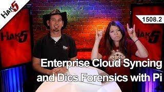 Enterprise Cloud Syncing, Hak5 1508.2