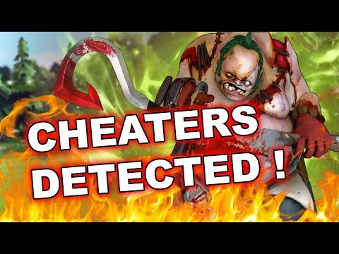Dota 2 Cheaters: Pudge sees 'Eyes In The Forest' and other hackers! thumbnail