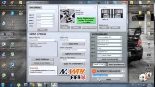 FIFA 14 moddingway mod selector problem enabled/disabled