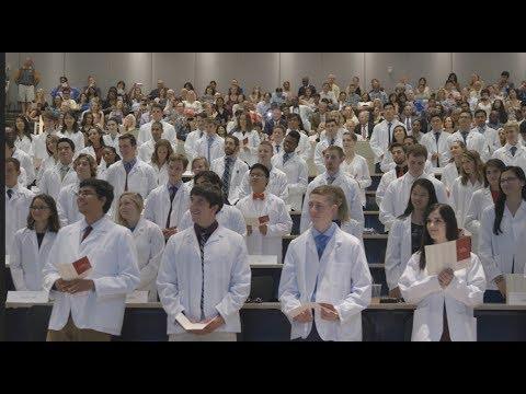 Washington University 2017 White Coat Ceremony
