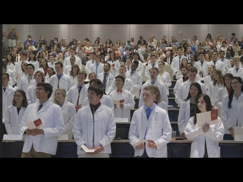 Washington University 2017 White Coat Ceremony
