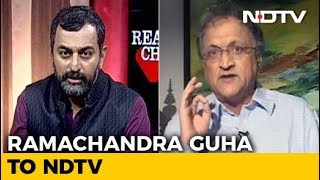 On Raids On Activists, Ramachandra Guha Blames