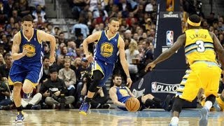 The Splash Brothers (Stephen Curry & Klay Thompson) - Golden State Warriors NBA Mixtape ᴴᴰ