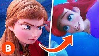 How Frozen 2 Disproves Connections To Other Disney Movies