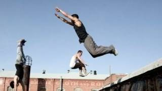 Parkour, Free Running, and Capoeira with Team Zoic thumbnail
