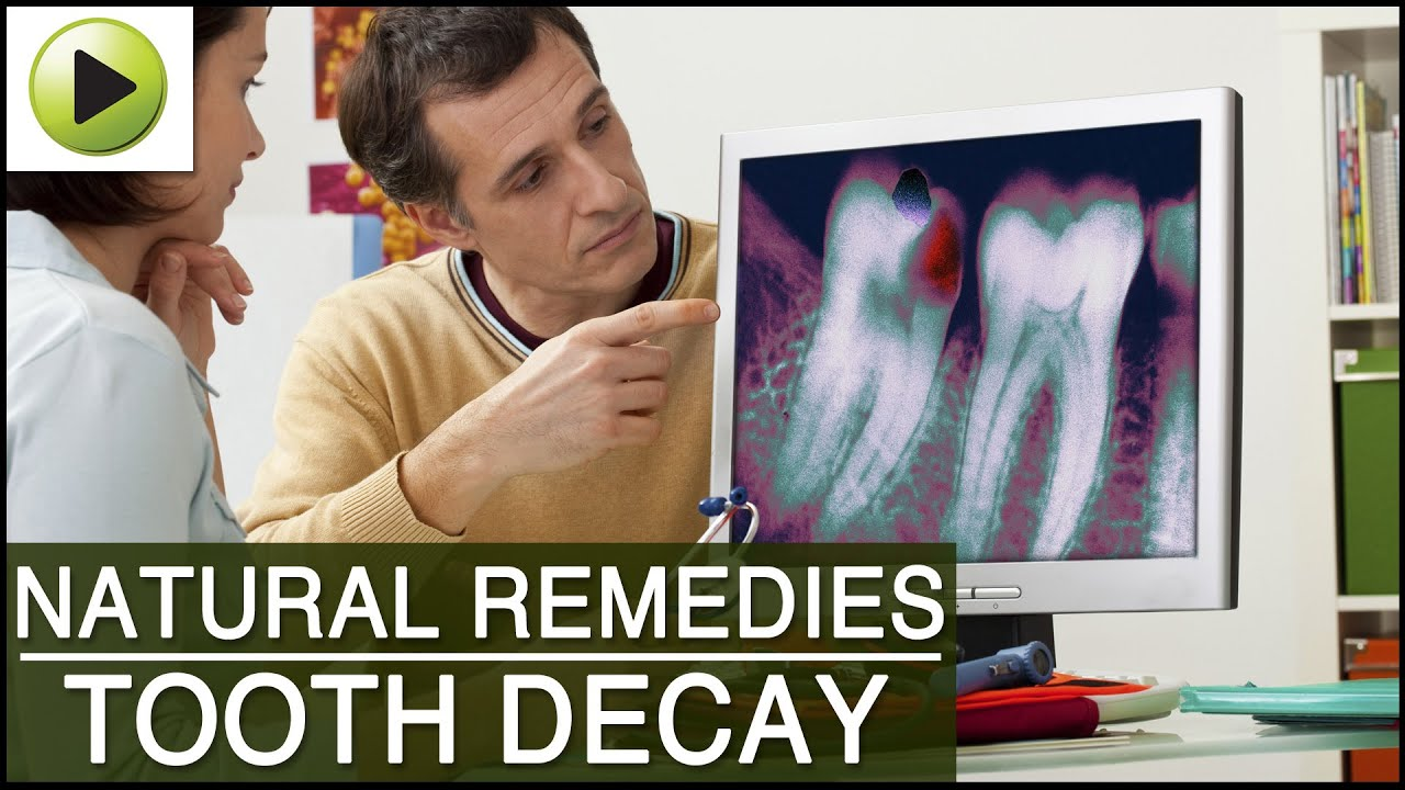 how to get rid of tooth decay pain naturally