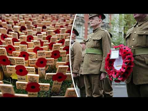 Bellshill Salvation Army Remembrance Day  Part 3   2018