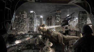 Photo manipulations: T-Rex Project
