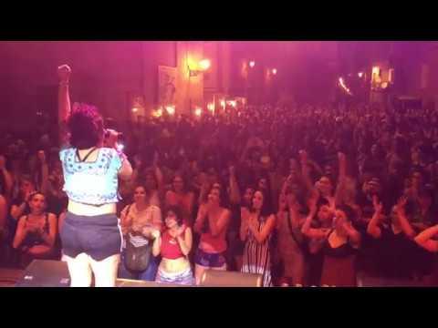 Este cuerpo es mío - Rebeca Lane (LIVE Zaragoza)