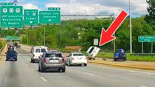 Bad Drivers Compilation 2021 (Driving Fails, Car Crashes and Road Rage) #38