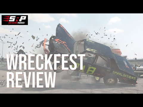 Wreckfest Review - Total CARNAGE, in the Best Possible Way