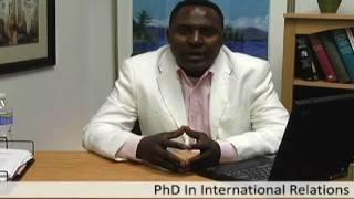 master dissertation international relations