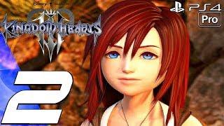 Kingdom Hearts 3 - English Walkthrough Part 2 - Twilight Town …