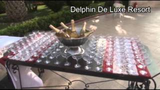 L'Hôtel Delphin De Luxe Okurcalar Alanya - Turquie - 2011 - Version Français