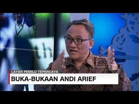 FULL - Blak-blakan Andi Arief : Bicara Mahar, Ancaman & Politik Dua Kaki