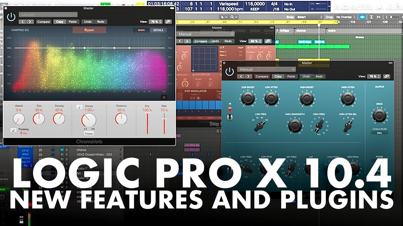 Top 3 free plugins (vsts/audio units) youtube.