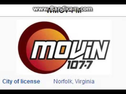 "25 Days of Christmas Radio EXTRA - WMOV-FM: ""MOViN 107.7"" Norfolk, VA TOTH ID 6pm ET--12/01/15"