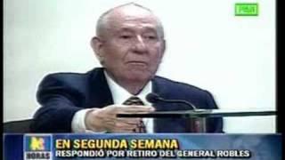 Nicolás Hermoza Ríos en juicio contra Alberto Fujimori
