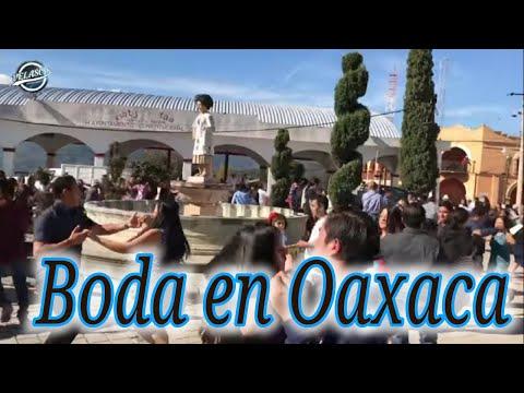 ASÍ CELEBRAN LA BODA EN OAXACA EL CALVARIO EN YALALAG 2019