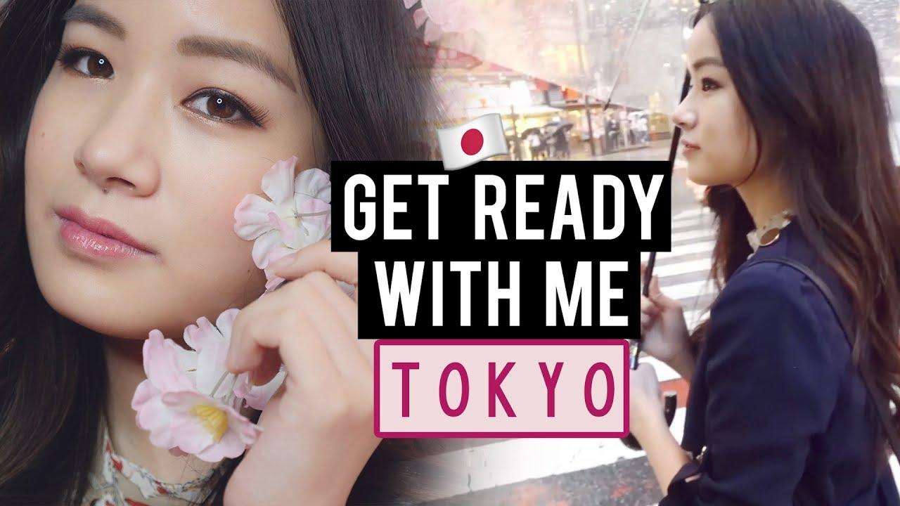 Rainy Day 🌧in SHIBUYA | GRWM In TOKYO 🇯🇵