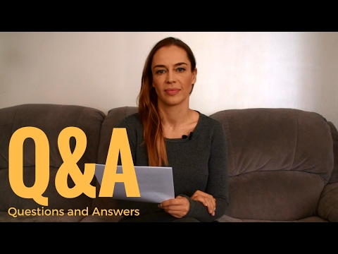 #5 Q&A (Questions and Answers) Maria Rotkiel