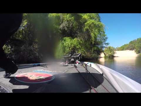 GoPro: Powroznik yanks a tank at Winyah Bay