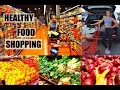 Healthy Food Shopping + What's in my Fridge | What to Eat to Lose Weight!