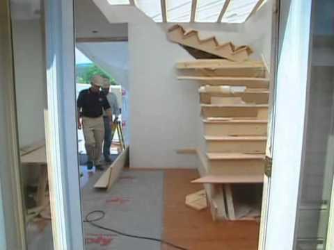 how to install drywall modular home bob vila eps 2703 youtube