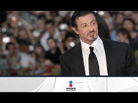 Aparecen fotos de Sylvester Stallone demacrado, como si tuviera cáncer | Imagen Noticias con Zea